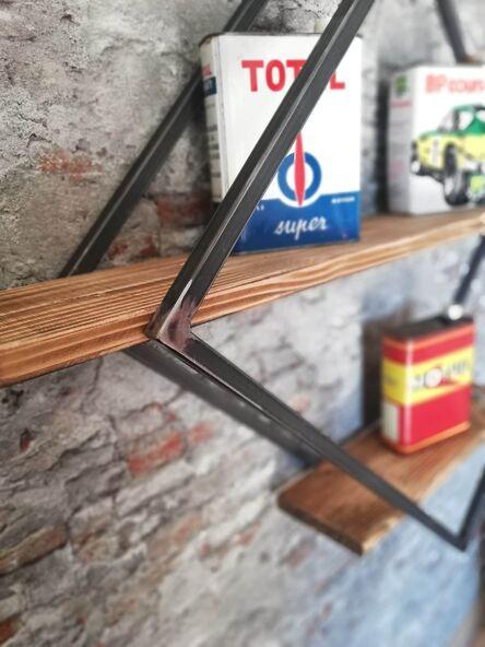 étagere style industriel savoie esprit steel